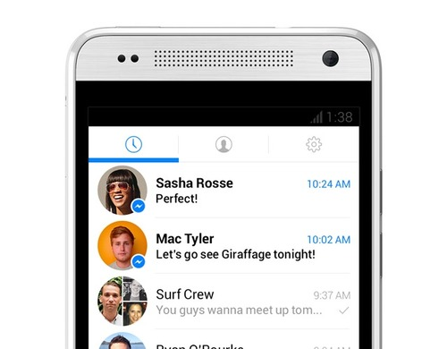 Update to Facebook Messenger (10/2013) [[The Verge](http://www.theverge.com/2013/10/29/5041976/facebook-revamps-messenger-for-ios-and-android)]